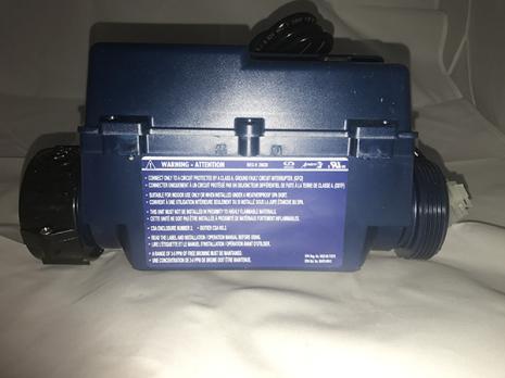 Saltklorinator IN.CLEAR-100-KIT + TSC CS