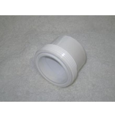 """PVC Bustning värmare 2""""/2"""" gängad CS"""
