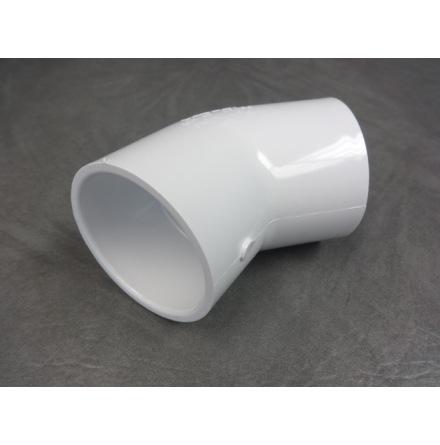 "PVC Vinkel 45 gr 2 1/2"" hona CS"