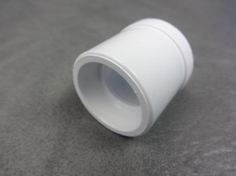 """PVC Bustning / Förminskning 1"""" -1/2"""" CS"""