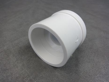 """PVC Bustning / Förminskning 1 1/2"""" -1/2"""" CS"""