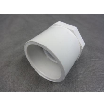 """PVC Bustning / Förminskning 1 1/2"""" -3/4"""" CS"""