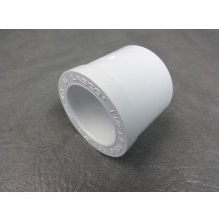 """PVC Bustning / Förminskning 1 1/2"""" -1"""" CS"""