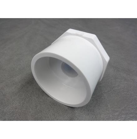 """PVC Bustning / Förminskning 2"""" -1/2"""" CS"""
