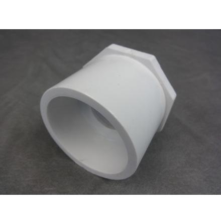 """PVC Bustning / Förminskning 2 1/2"""" -1"""" CS"""