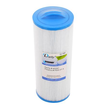 Filter 28sqf 29x12x3,8cm MPT fin gänga