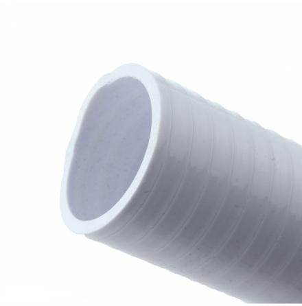 "PVC Flexibel slang 3/4"" vit"