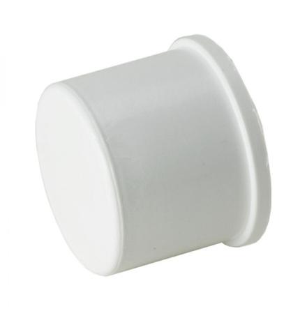 "PVC Stopp / Plugg 3/4"" gummi hane"
