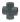 PVC 4 vägskorsning 63mm