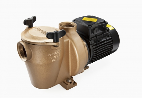 Pump P01 1.1kW 1fas