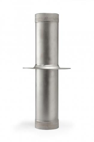 """Ingjutningsrör L=290mm 1½""""inv-1½""""utv"""