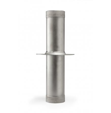 """Ingjutningsrör L=600mm 1½""""inv-1½""""utv"""