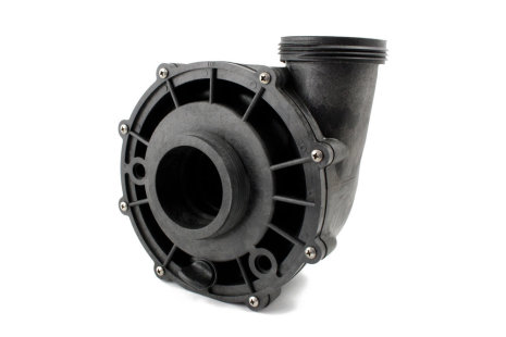 "FLO-MASTER XP2E WET ENDS 56FR, 2"" INTAKE & 2"" SIDE DISCHARGE, 6.1"" EURO LEGS"