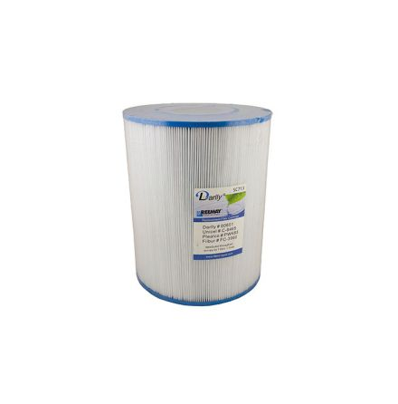 Filter 65sqf 27*22*7,5cm hål Caldera/HotSpring