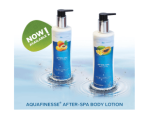 AquaFinesse After-Spa body lotion