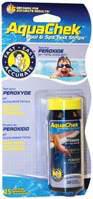 Teststickor AquaChek Aktivt syre 3i1