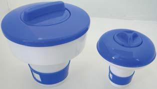 Dispenser blå liten