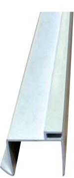 Linerlist i PVC fast