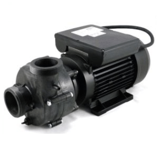 1 Pump Balboa Niagara 3hp 2-spd Pump (2x2)